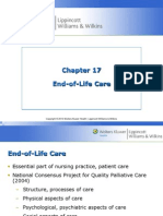 Chapter 17 End-Of-Life Care