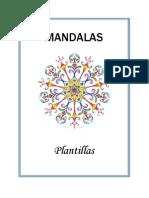 Plantillas de Mandalas-3