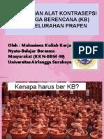 Penyuluhan Kb