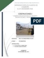 Construccion_i - II Avance