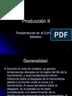 Temp Producción II
