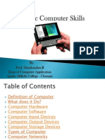 Basic Computing Skills By Prof.Manikandan.pdf