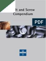 Bolt and Screw Compendium