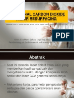 PPT jurnal Fraksi laser CO2