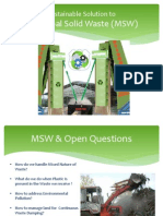 Municipal Solid Waste management_Eco Health Center