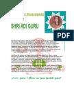 Shri Adi Guru, Izy Ilay Tena Mpampianatra