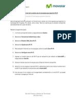 Alcatel 918 Comparte Tu Conexion de Internet(Hotspot)