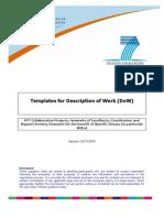 EU FP7 Proposal