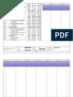 Microsoft Office Project - Construction Organization