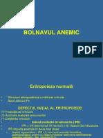 Curs 10 Bolnavul Anemic
