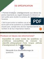 4- Tableau de spécifiction-Français