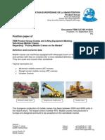 N 0241 FEM Postionpaper Trade Barriers Final_2010!09!16