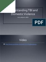 Understanding Traumatic Brain Injury and Domestic Violence