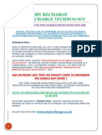 Self Recharge Technology English