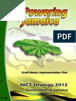 E-Powering Jamaica 2012 Draft Master Implementation Plan