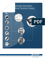 Kollmorgen Automation  and Motion Solutions Catalog