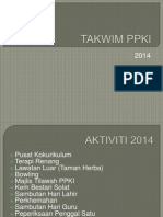 TAKWIM 2014