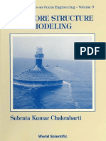 (Advanced Series on Ocean Engineering _ v. 9) Subrata Kumar Chakrabarti-Offshore Structure Modeling-Wspc (1994)