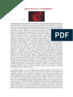 ALQUIMIA ARTE DE LUZ Y COSMOGÉNESIS