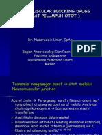 Farmakologi Obat Pelumpuh Otot