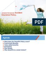 Smart Personal Accident Insurance Policy