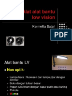 Alat alat low vision.ppt