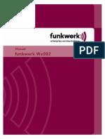 Manual Funk Werk