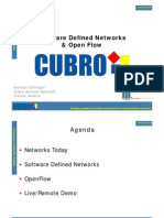 1 Herbert Etlinger Acronet Introduction to SDN and OpenFlow mTEH2014
