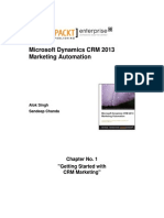 9781782177227_Microsoft_Dynamics_CRM_2013_Marketing_Automation_Sample_Chapter