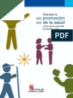 Promocion de Salud en Centros Docentes