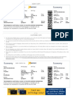Issue Boarding Pass