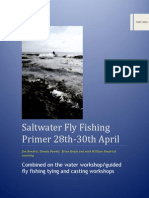 Saltwater Fly Fishing Bass Primer Workshop