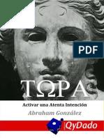 ¡Ahora! (Mindfullness setting) - Abraham González Lara (2014)