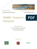 Dams Impacts and Hazards - Ue 2002