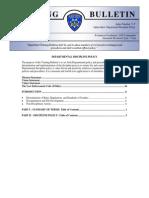 Tb v-t Discipline Policy-14mar14-Publication Copy