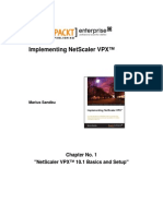 9781782172673_Implementing_NetScaler_VPX™_Sample_Chapter
