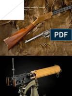 Historic Firearms and Early Militaria
