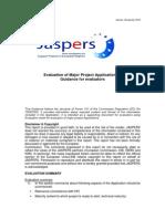 129_JASPERS EUApplication Form Evaluation Guide