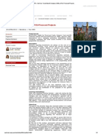 Cost-Benefit Analysis (CBA) of EU-Financed Projects