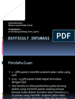Ptt Difficult Intubasi Nelson