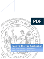 NC RTTT Application 1-1-2010
