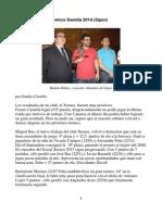 Cronica Autonomico Gandia 2014
