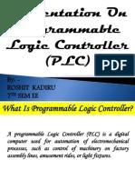 plc example presentation