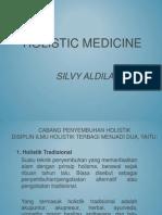 Silvy Aldila_Holystic Medicine