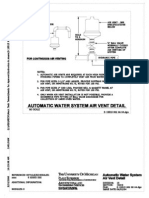 Automatic Pump Air Vent Detail