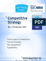 Compititive Strategy