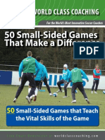Soccer 50 Small Sided Games 1