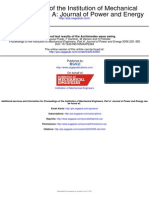Proceedings of the Institution of Mechanical Engineers, Part a- Journal of Power and Energy-2006-De Sousa Prado-855-68
