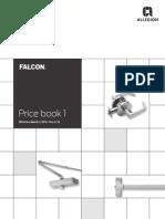 Falcon Price Book 2014- 4/14 Update