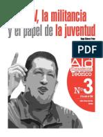 Hugo Chavez- El PSUV, la militancia  y el papel de  la juventud.pdf
